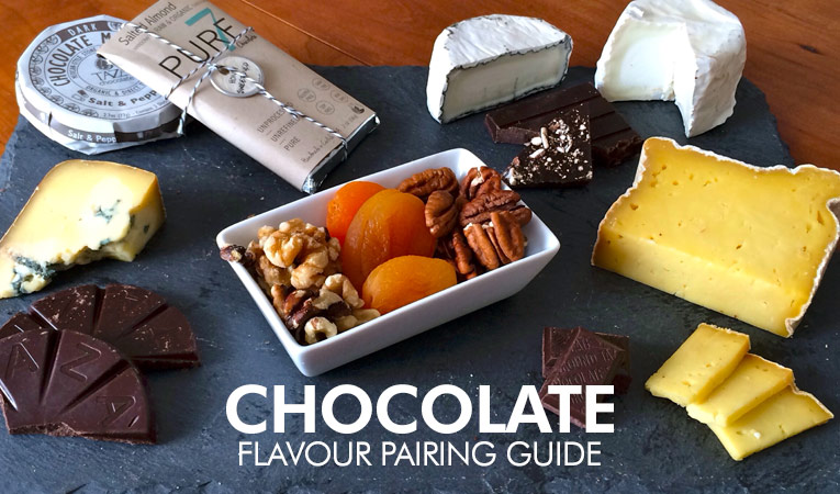 Chocolate Flavour Pairing Guide