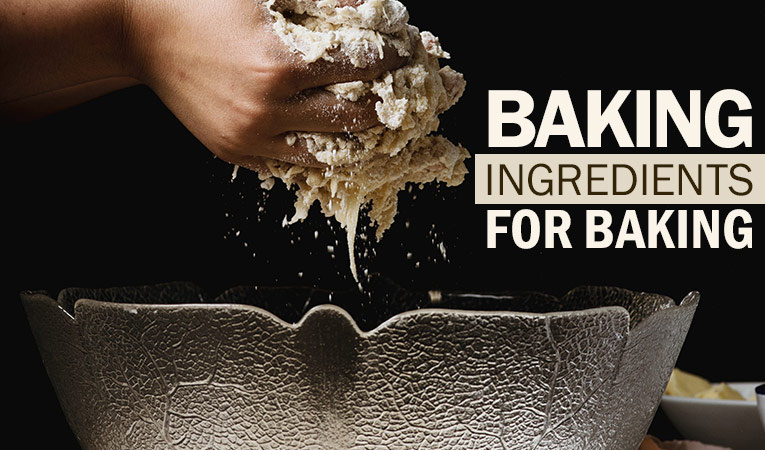 Top Baking Ingredients for Baking