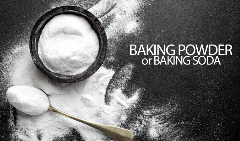 What is Baking Powder & Baking Soda?