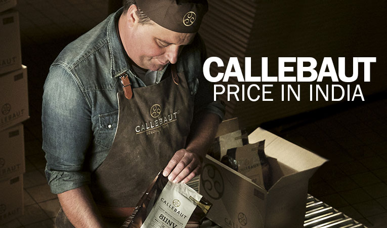 What is Callebaut Price in India?