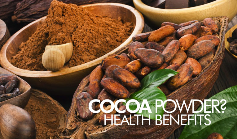 Cocoa Powder Health Benefit