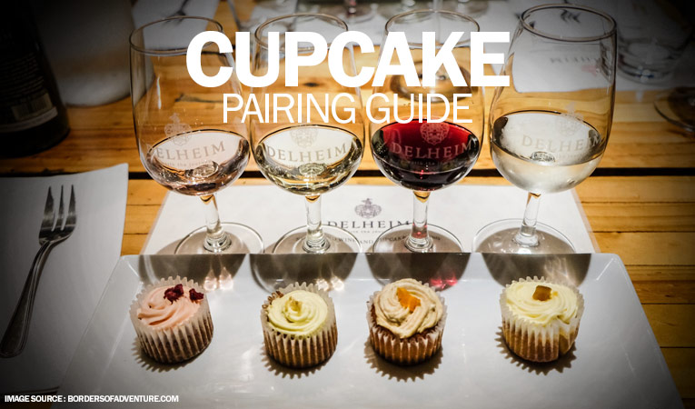 Top 5 Cupcake Pairing Guide