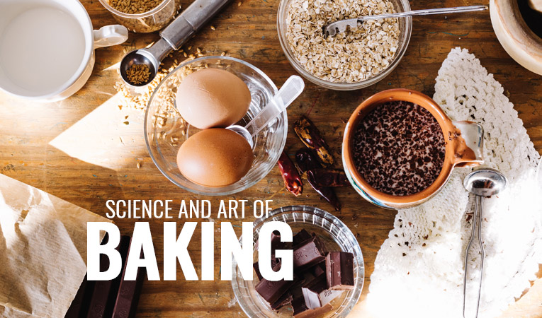 The Art & Science of Baking for Bakers