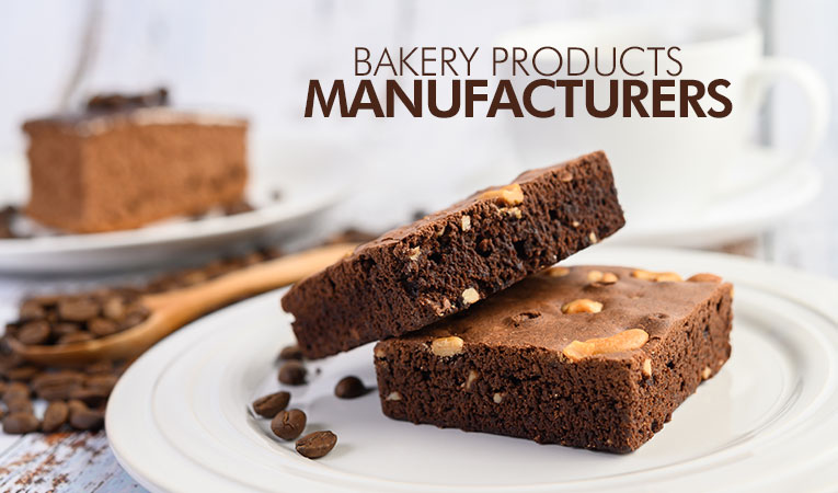 Top Bakery Products Manufacturers in India
