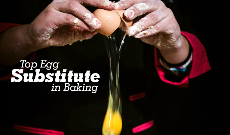 Top Egg Substitute in Baking
