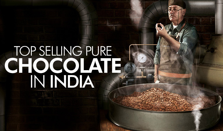 Top selling pure chocolate in India