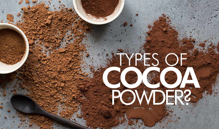 Type of Cocoa Powder