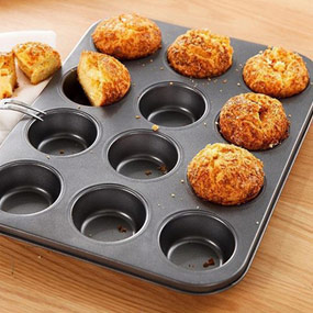 Cupcake & Muffin Moulds