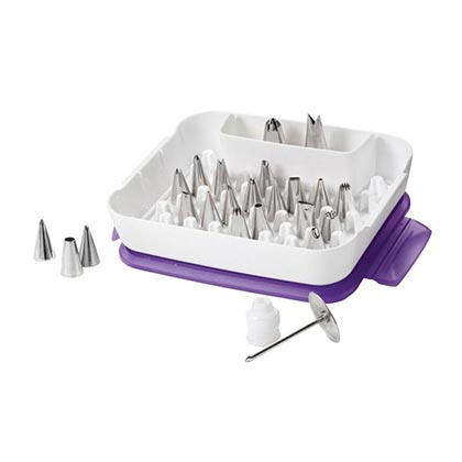 22pcs Decorating Piping Tip Set