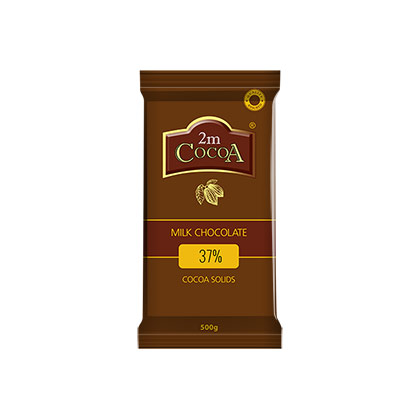 2M Cocoa Milk Chocolate