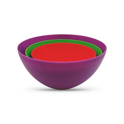 3pcs Mixing Bowl Set