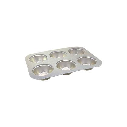 6 Muffin Aluminium Pan