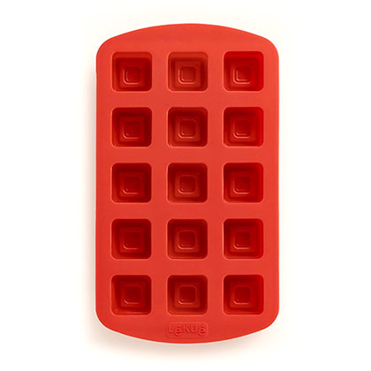 Lekue Silicone Cubes Chocolate Mould