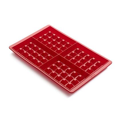 Lekue Silicone Waffle Mould - Set of 2