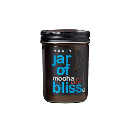 Jar of Bliss - Mocha and Cacao