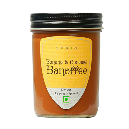 Banoffee by Sprig