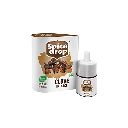 Clove Extract by Spice Drop