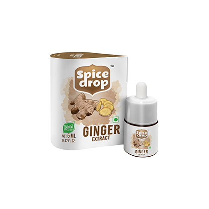 Ginger Extract by Spice Drop