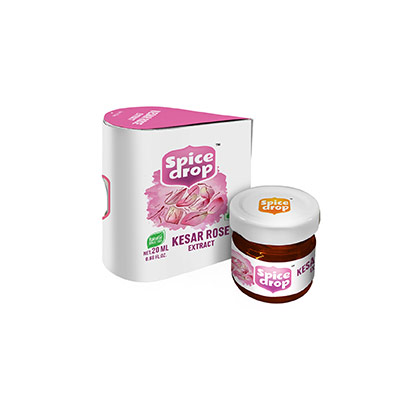 Kesar Rose Extract by Spice Drop