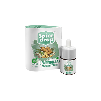 Lemongrass Ginger Extract  by Spice Drop