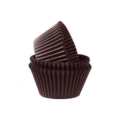 Brown Cupcake & Muffin Liner - 500pcs