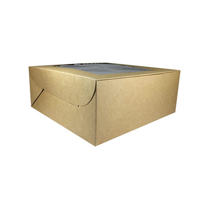 Cake Packaging Box - 10X10X5 - 50pcs