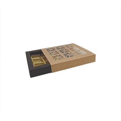 9 Cavity Chocolate Box - 50pcs