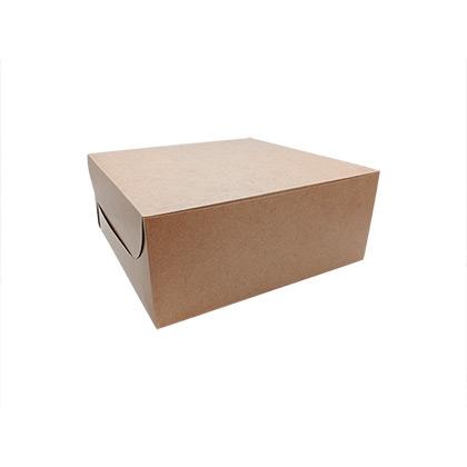 Cake Box with Window - 12X12X5 - 50pcs