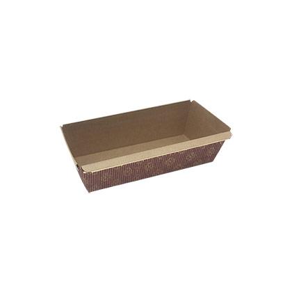 165 X 65 X 45 mm - Brown Plum Cake Mould