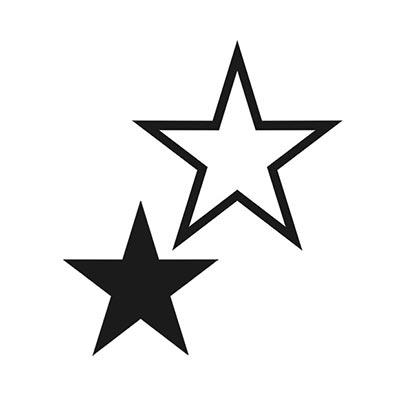 Star Topper Set