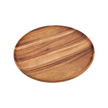 Back To Basics Woodenware Platter