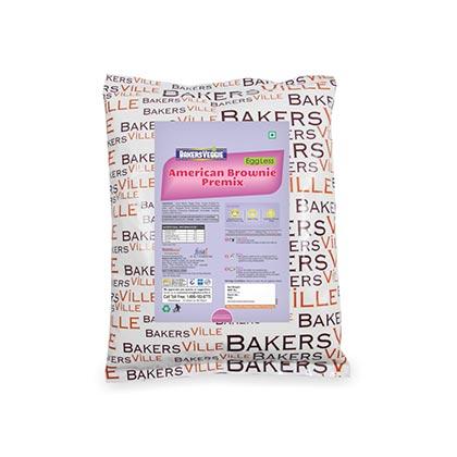 Bakersveggie American Brownie Cake Premix