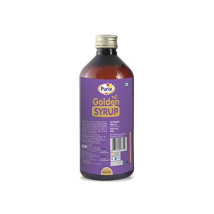 Purix Golden Syrup