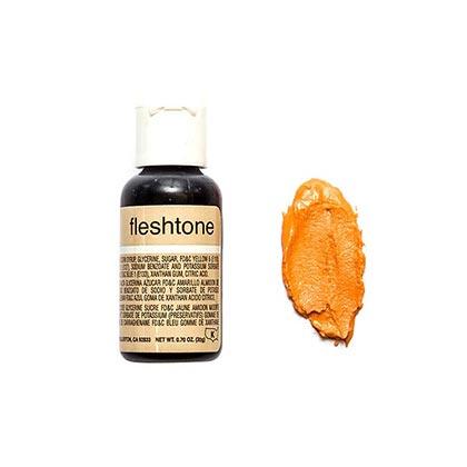 Chefmaster Gel Fleshtone 70 Oz  - 20ml