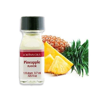 LorAnn Oils Flavors Pineapple 3.7ml