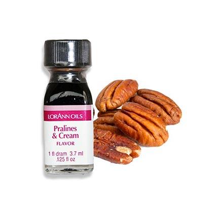 LorAnn Oils Flavors Pralines And Cream 3.7ml