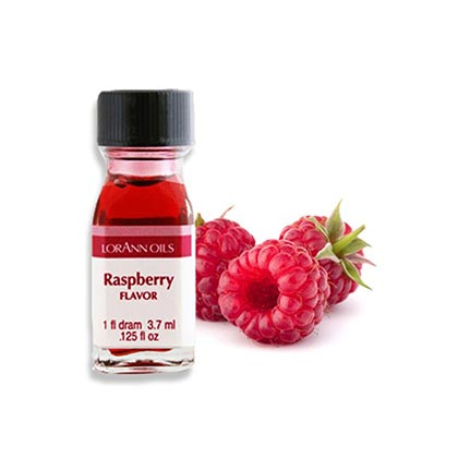 LorAnn Oils Flavors Raspberry 3.7ml