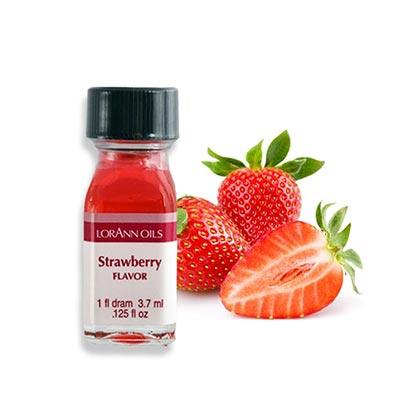 LorAnn Oils Flavors Strawberry 3.7ml