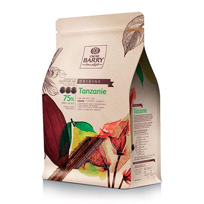 Cacao Barry Tanzanie 75% Dark