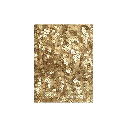 Golden Sequins