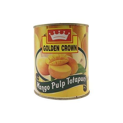 Mango Pulp  Totapuri - Golden Crown
