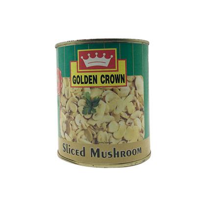 Mushroom Slice by Golden Crown