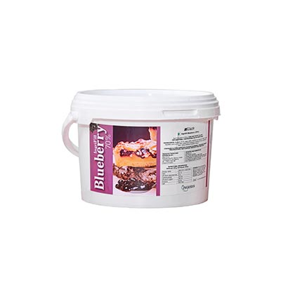 IngriFill Blueberry Filling 70%  - 3 Kgs