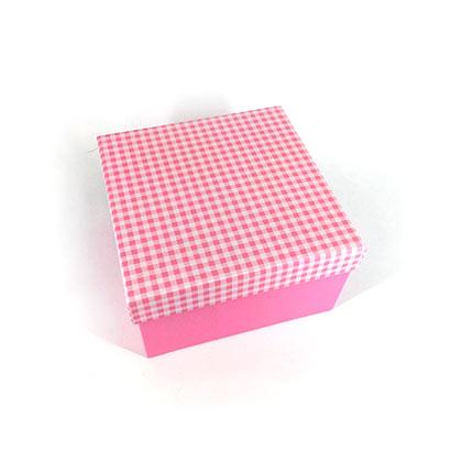 Pink Multi Utility Hamper Box