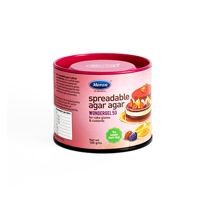 Spreadable Agar - Wondergel 50