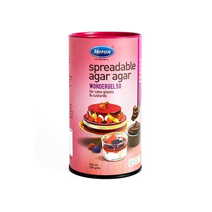 Spreadable Agar - Wondergel 50 - 500g