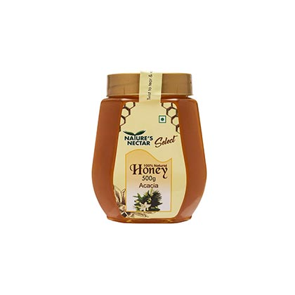 Nature's Nectar Acacia Honey 500 grm