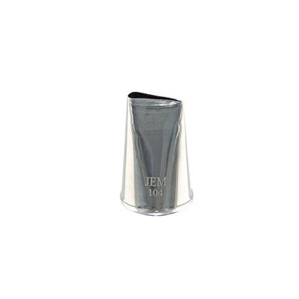 Jem Nozzle - Medium Petal Ruffle #104