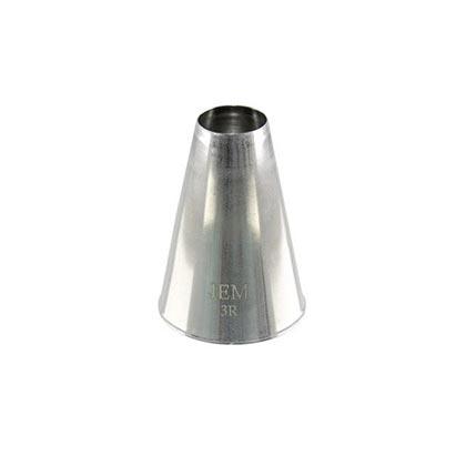 Jem Nozzle - Large Plain Round #3R NZ3R