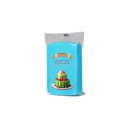 Blue Vizyon Sugar Paste 250 grms